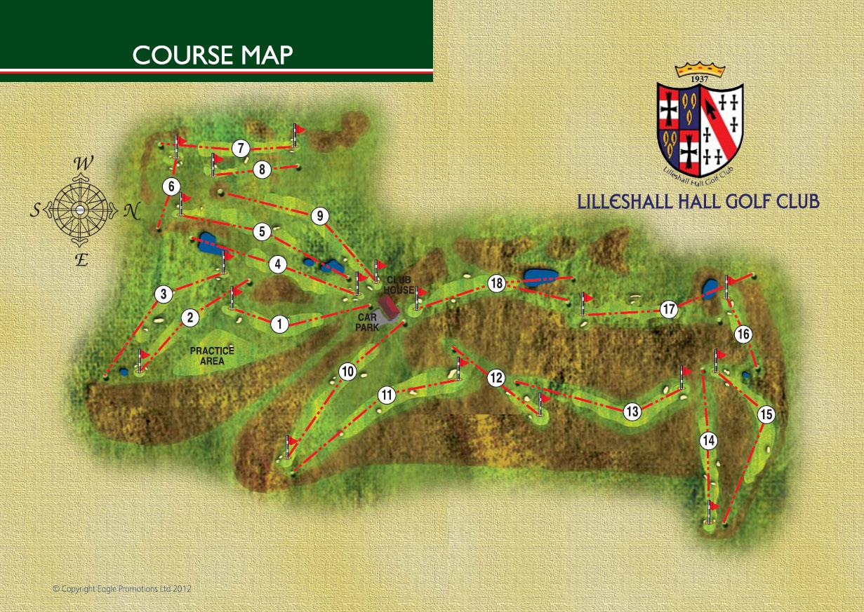 Coarse map