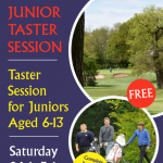 Junior Taster Session